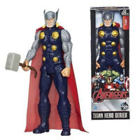 "12"" Marvel The Avengers Titan Hero Series Action Figure Thor Kid Collectable Toy"
