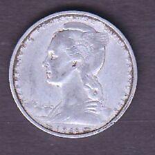 Djibouti. Côte Française des Somalis. 5 francs COIN 1948 YEAR