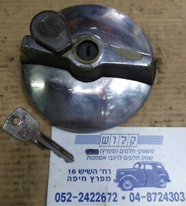 Classic WASO Locking Petrol Fuel Cap Volvo 140 144 145 used + 1 key