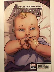 Avengers #30 Marvel Comics 2nd Print Variant 1st Appearance Of New Starbrand