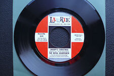 """7"""" The Royal Guardsmen - Snoopy's Christmas - USA Laurie"""