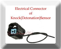 Connector of Knock Sensor KS102 For:CL MDX RL TL Accord Odyssey Pilot Ridgeline