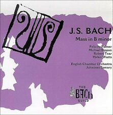 2 CD BOX BACH MASS IN B MINOR PALMER RIPPON TEAR WATTS ENGLISH CHAMBER SOMARY