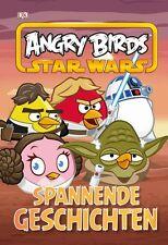 Fachbuch Angry Birds™ Star Wars™, 4 spannende Geschichten; große Schrift, NEU
