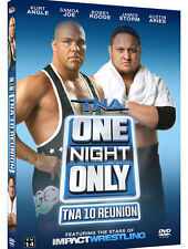 Official TNA Impact Wrestling - One Night Only: 10 Reunion 2013 Event DVD