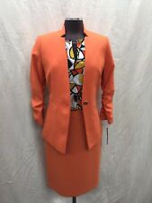 TAHARI BY ARTHUR LEVINE SKIRT SUIT/TANK  NOT  INCLUDED/SIZE 2/LINED/RETAIL$280