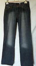 GUESS jeans femme taille 27 US noir délavé 100% coton