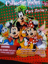Disney Collector Packs Park Series 7 Collectible Mini Character Pick Your Figure