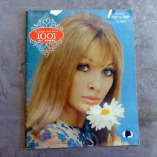 Vintage 1001 Hit Songs C Book with Words Vol 7 601 to 700 O to R 40 pages 1973