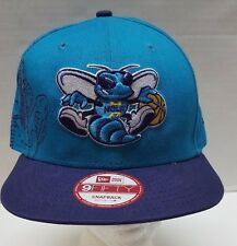 New Era 9Fifty NBA Charlotte Hornets Hat Med Lg Marvel Spiderman Snapback Cap