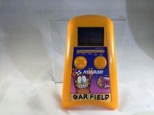 Vintage 1991 Konami Garfield Handheld LCD Video Game