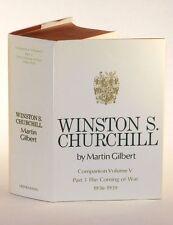 Martin Gilbert - Winston S. Churchill, Companion Volume V, Part 3, 1st British