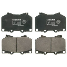 Disc Brake Pad Set Front Federated D812C