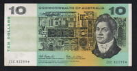 Australia R-301S. (1966) Coombs/Wilson 10 Dollar - STAR Note.. Prefix ZSC. aUNC