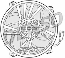 Denso Engine Cooling Fan DER21015 Replaces 125397