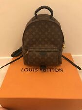 Louis Vuitton Palm Spring MM Backpack 100% Authentic