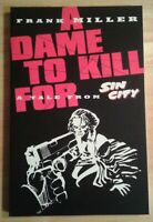 SIN CITY: A DAME TO KILL FOR by Frank Miller 1994 graphic novel VF/NM Darkhorse