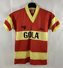 Melchester Rovers Home Football Shirt 1981/82 Large Boys Gola A622