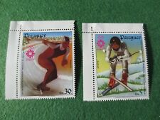 Paraguay  1984 olympic. Winter G