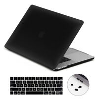 Hard Shell Protective Case Keyboard Cover for MacBook Pro 15 2016-2019 A1990