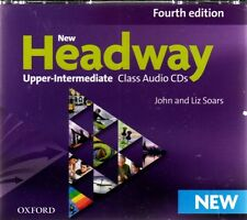 Oxford NEW HEADWAY Upper-Intermediate FOURTH EDITION Class Audio CDs @NEW 2014@