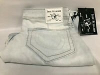 True Religion Mens Marco No Flap Relaxed Taper Jeans 102574 Size 32W X 34L