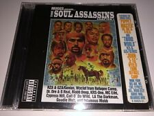 CD: THE SOUL ASSASSINS - Chapter 1 (1997 Sony BMG) RZA GZA Wu Tang Clan