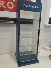 Cole Haan 12 Pair Glasses Sunglasses Frame Acrylic Display Stand