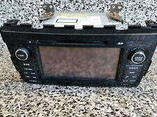 2013-2014 Nissan Altima AM FM CD Radio Receiver W/Navigation ID 25915-3TA1A Nav