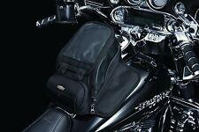 "Kuryakyn ""The Essentials"" Magnetic Tank Bag for Harley or Metric Cruisers"