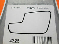 2011-2014 FORD MUSTANG FITS LEFT DRIVER SIDE BURCO MIRROR GLASS # 4326