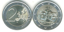 2 Euro Gedenkmünze 2016 Italien 2200. Todestag Tito Maccio Plauto