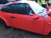 Porsche 911 964 DOOR   964 DOOR SHELL  PORSCHE 911 DOOR  H49 WAM