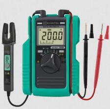 Kyoritsu 2000a Digital Multimeter Acdc Clamp Tester