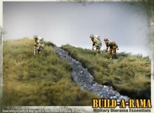 1:30 Diorama Stream Mat for King Country K&C First legion John Jenkins ACW WW2