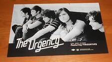 The Urgency Poster Original Promo 17x11