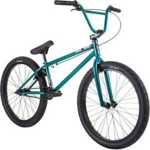 """Stolen Saint 24 """" 2021 Moss - Freestyle BMX Bike"""