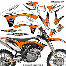 2016.5 THRU 2017 KTM SX 250 ONLY GRAPHICS KIT NEW STYLE DECO DECALS STICKERS