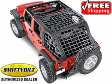 SMITTYBILT 581035 CRES System Cargo Net for 07-16 Jeep Wrangler JK Unlimited 4dr