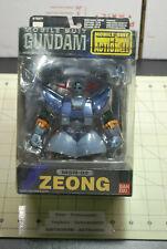Bandai MSIA Gundam Action Figure Zeong MSN-02 Gundam Lot