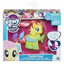 My Little Pony Runway Fashions Fluttershy Clip & Style ~New