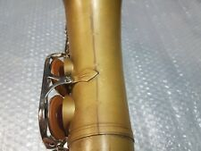 1982 BUESCHER ARISTOCRAT 200 alt/ALTO SAX/SAXOPHONE-Made in USA