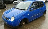 2000 VOLKSWAGEN LUPO Hatchback Front Window Regulator Left Passenger