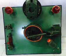 Materiale didattico impianto frenante freno autoscuola loft anni '70 '80 vintage
