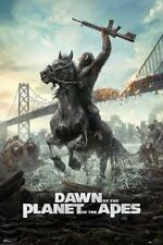 Dawn of the Planet of the Apes: Cheval-Maxi Poster 61 cm x 91.5 cm New & Sealed