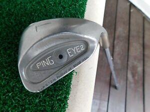 Ping EYE2 Lob Wedge w/ True Temper Dynamic Gold S400 Shaft - NEW GRIP
