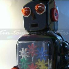 Remake des HIGH-WHEEL ROBOT 6 GEAR VERSION VON YOSHIA von 1964