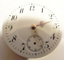 Small Omega 27mm pocket  WATCH MOVEMENT works Unruhe ok(Z352)