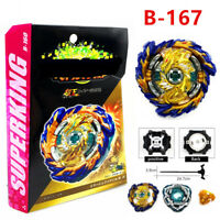 Beyblade Burst B-167 Sparking SuperKing Booster Mirage Fafnir Nt 2S New With Box