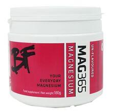 Formulación de soporte de hueso de magnesio MAG365 180g-un-con sabor